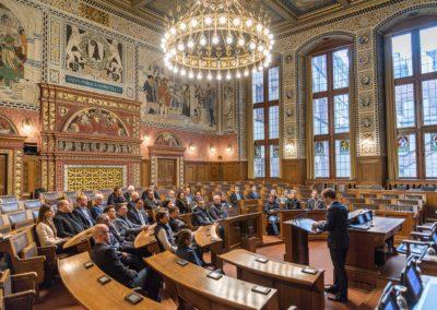 11.01.2019 Empfang Rathaus