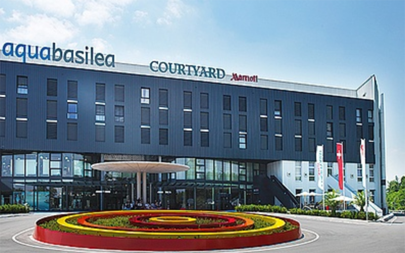 The Courtyard by Marriott Basel